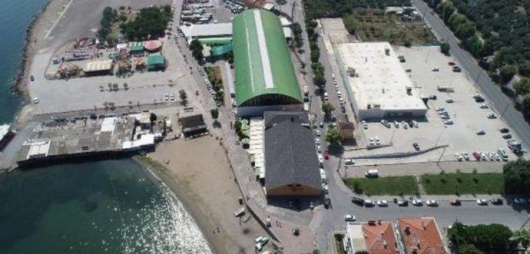 Mudanya'da arkeolojik alana yapılan AVM'ye ruhsat verildi