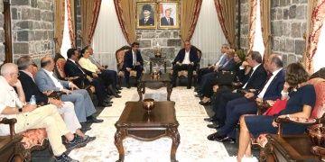 Bakan Ersoy: Yedinci turizm konsantrasyon bölgesi Diyarbakır olmalı