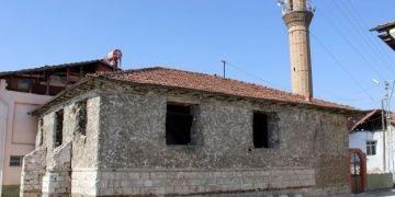 Malatyanın yaklaşık 500 yıllık camisi restore edildi
