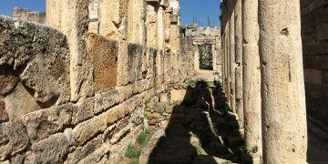 Antik Çağın En Büyük Umumi Tuvaleti Hierapoliste