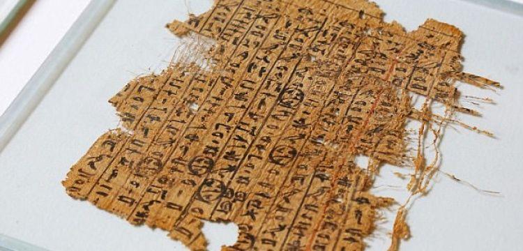 Papirüse yazılı Merer Günlüğünde ne yazdığı merak konusu oldu