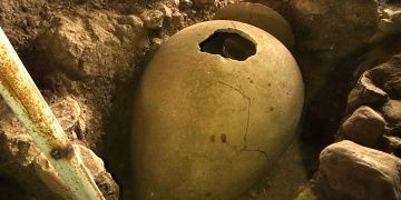 Pithos burials discovered in ancient Greek city of Antandros of western Turkey
