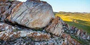 Sibiryada Tunç Çağında yapılmış kaya resimleri bulundu