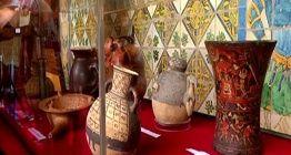 Perudan çalınan 1700 tarihi eser 9 ayrı ülkece iade edildi