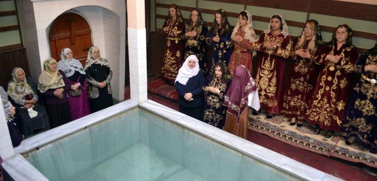 Unutulmaya yüz tutan Safranbolu Düğünleri kayda alınacak