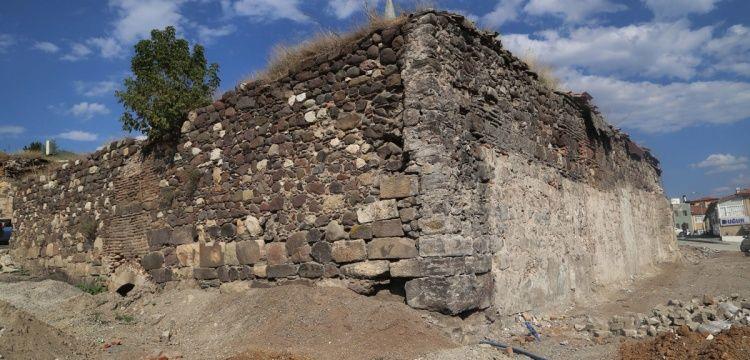 Çerkeş'teki 4'üncü Murat hamamı esaretten kurtarıldı, restore edilecek