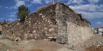 Çerkeşteki 4üncü Murat hamamı esaretten kurtarıldı, restore edilecek