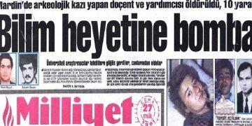 Arkeoloji Şehitleri Metin Akyurt ve Bahattin Devam unutulmadı