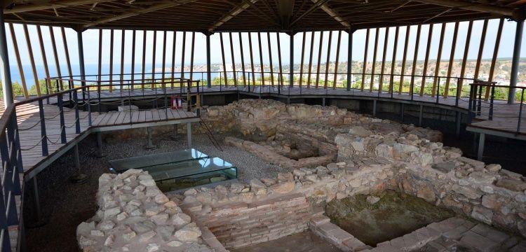 Parion Antik Kentinde 1500 Yıllık Aşk Koruma Altına Alındı