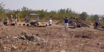 Arkeologlar Arnavutlukta antik yerleşim alanı keşfetti