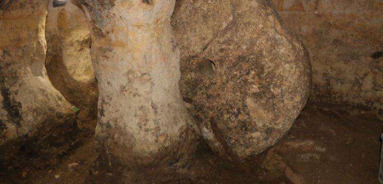 Yozgat'taki 17 odalı yeraltı kenti turistlerce gezilebilecek