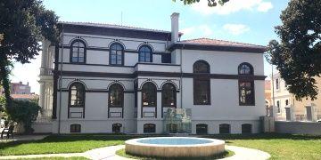 Edirnede tarihi Türk Ocağı binasının restorasyonu tamamlandı