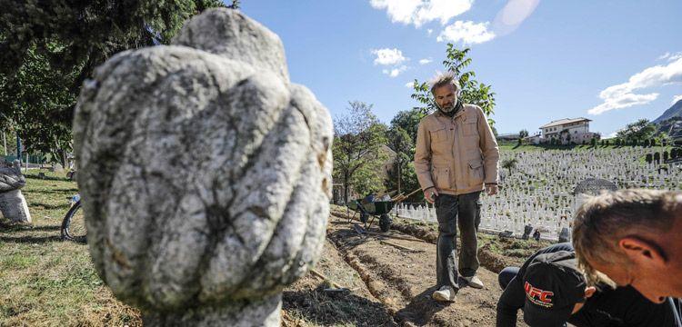 Arkeolog Adnan Muftarevic Balkanlardaki Osmanlı mirasının peşinde