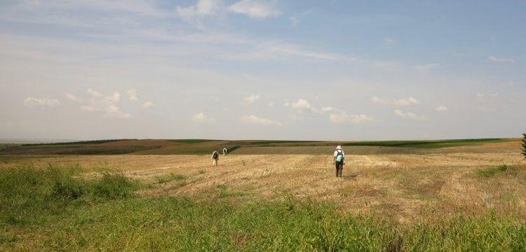 Balıkesir'de 300 bin yıllık kamp alanı ve taş aletler bulundu
