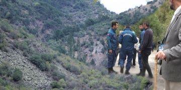 Ankarada bir haftadır aranan definecinin cesedi bulundu