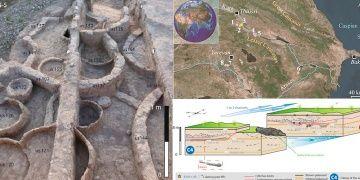Bilinen en eski sulama kanalları Kafkasyada keşfedildi