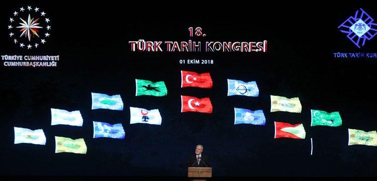 Türk Tarih Kongresi Prof Dr. İlber Ortaylı'nın konferansıyla başladı