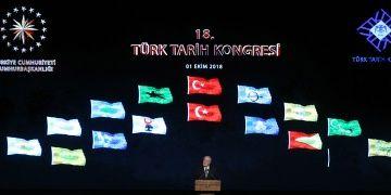 Türk Tarih Kongresi Prof Dr. İlber Ortaylının konferansıyla başladı
