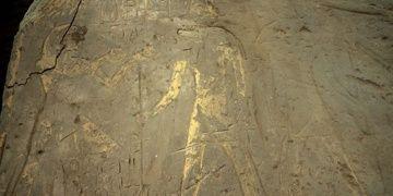 Arkeologlar Mısırda Seti ve V. Ptolemaios zamanına ait resimler buldu