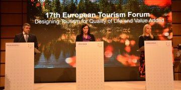 Avrupa Turizm Forumunda dijitalleşme ve inovasyonun önemi vurgulandı