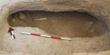 İranda 3 bin yıllık ilginç mezar hediyesi: Bir davarın 3 bacağı