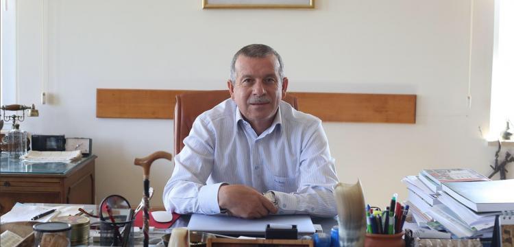 Prof. Dr. Celal Şimşek: 12 aylık kazılar kültür turizmine katkı sağlayacak