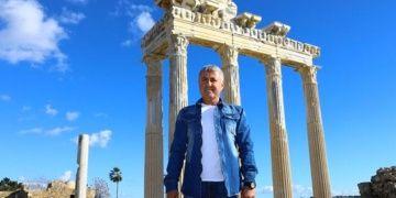 TKB Kültürel Miras Başarı Ödülü Antik Side Kentsel Tasarım Projesinin