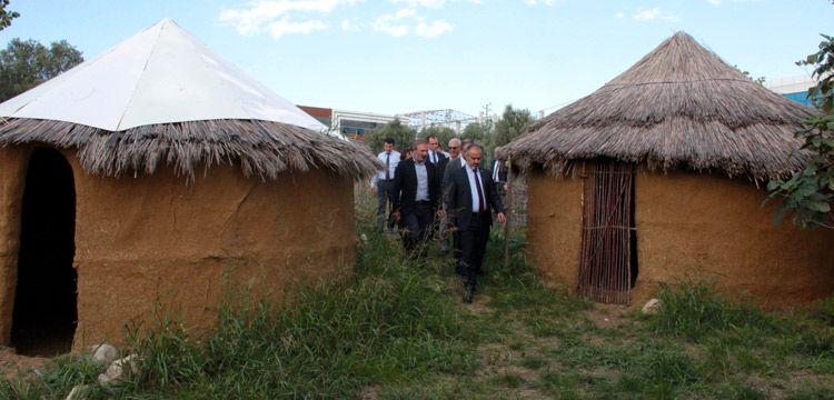 Başkan Alinur Aktaş Aktopraklık'ta incelemelerde bulundu