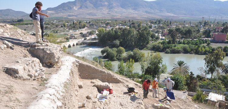 Misis Antik Kenti'nde 2018 yılı 2. dönem arkeoloji kazıları başladı
