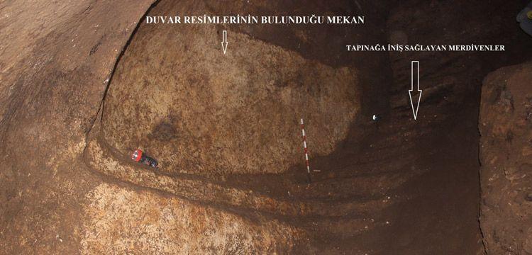 Şanlıurfa'da yeni bir tapınak ve Asur tanrı figürleri keşfedildi