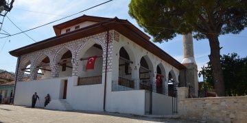 Restorasyonu biten 262 yıllık Cihanoğlu Camisi ibadete açıldı