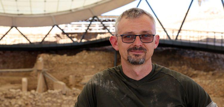 Lee Clare: Göbeklitepe'de arkeoloji araştırmaları geçiş aşamasında
