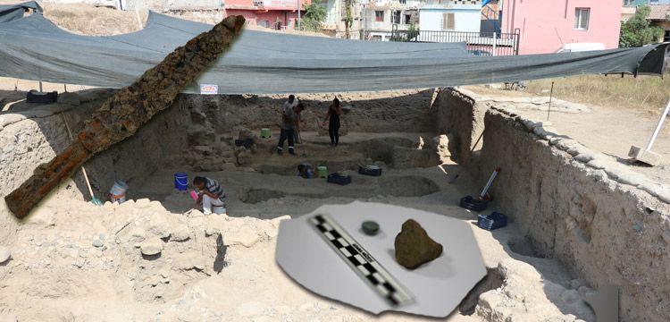 Adana'da 2700 yıllık iki ayrı mühür bulundu