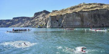 Rumkalede İkinci Su Sporları Festivali başladı