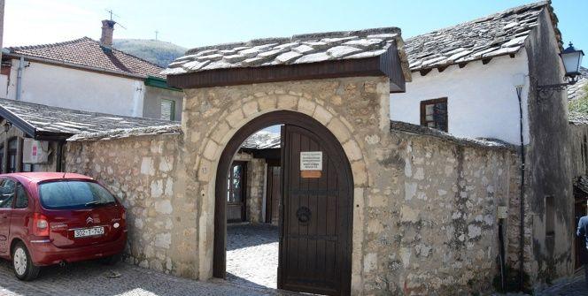 Mostardaki Osmanlı Konakları