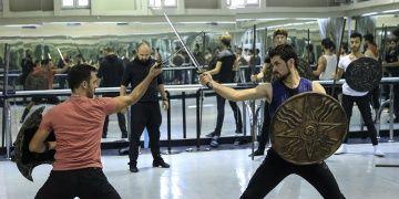 Troya Operasında Tan Sağtürk Hektor, Murat Karahan Parisi oynayacak