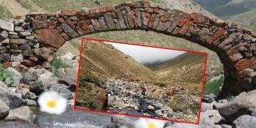 Kayıp Aranıyor: 300 yıllık tarihi köprü sırra kadem bastı