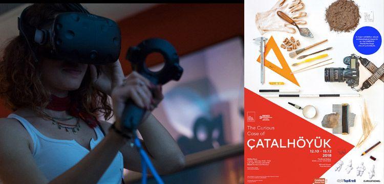Sıradışı arkeoloji sergisi 'Bir Kazı Hikayesi: Çatalhöyük' Londra'da