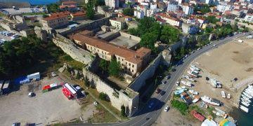 Tarihi Sinop Cezaevinin restorasyonunda ikinci aşamaya gelindi