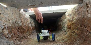 Lise öğrencilerinin robotları arkeolojide devrim yapabilir