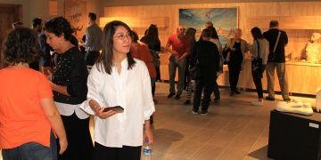 Tevfikiye Arkeo-Köyünde Troyadan ilham alan Çanakkale Bienali sürüyor