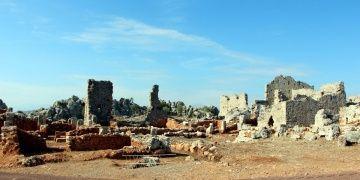 Defineci talanından arkeoparka Lyrboton Kome Antik Kentinin öyküsü