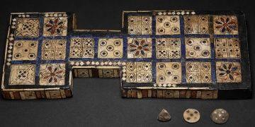 Üç bin yıllık Ur Oyunu Irakta kimlik inşası için diriltiliyor