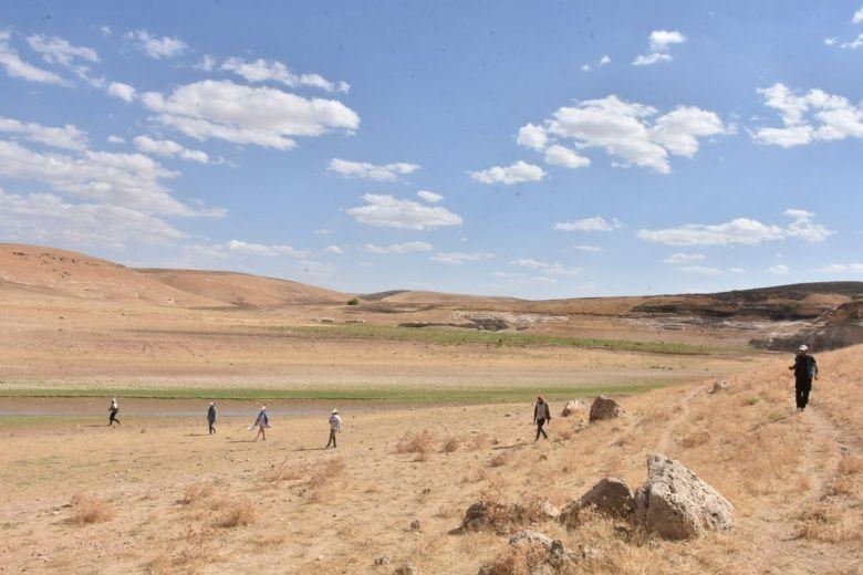 Diyarbakır'ın 13 ilçesinde arkeolojik yüzey araştırması yapılıyor