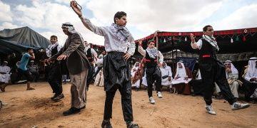 Filistin kültürel mirası etkinliği Filistinli Aşiretlerini buluşturdu