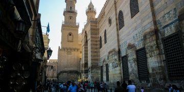 Kahirenin El-Muiz Caddesindeki Türk İslam eserleri