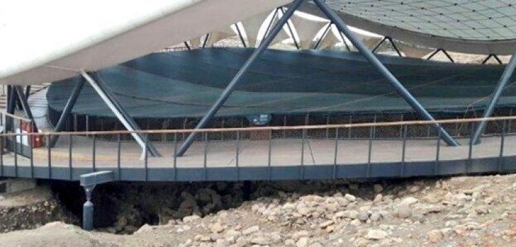 Göbeklitepe'nin üst çatısı değiştiriliyor, ziyaretler kısıtlandı