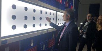 Büyükelçisi Ümit Yalçın, Bir Kazı Hikayesi: Çatalhöyük sergisini gezdi