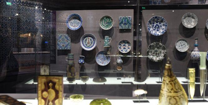 Louvre Müzesinin İslami Sanat Departmanı