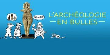 Louvre Müzesinde Baloncuklarda Arkeoloji sergisi açıldı